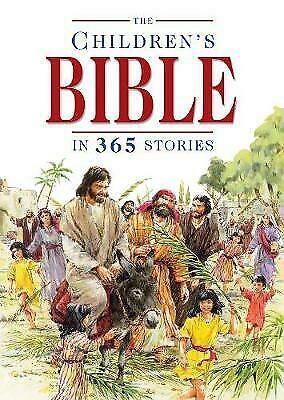 £4.34 • Buy The Children's Bible In 365 Stories, Very Good Books