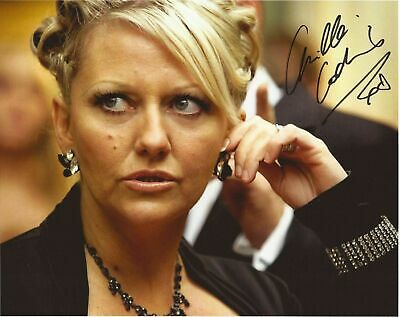 £3.20 • Buy  Dr Who Camille Coduri Hand Signed Photo UACC Reg Dealer With COA