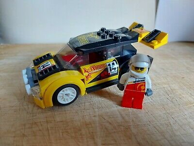 £2.50 • Buy Lego City Rally Car Set-60113(incomplete).