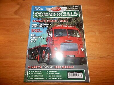 £0.99 • Buy Heritage Commercials Magazine May 2008 Scania Thornycroft J Type Dennis Flatbed