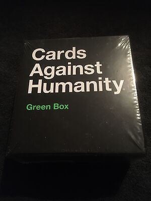 AU31.11 • Buy Cards Against Humanity Green Box Expansion Pack