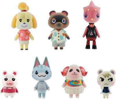 £46.19 • Buy NEW Bandai Animal Crossing: New Horizons Friend Doll 8 Pack BOX Candy Toy Japan