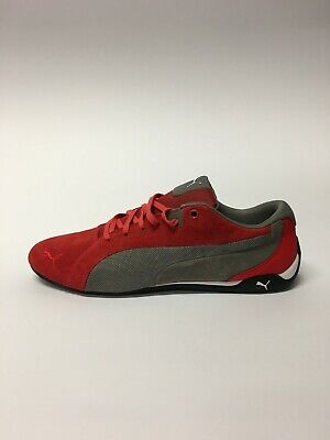 AU100 • Buy Puma Racing Cat Nm High Risk Red / Grey - Mens Us Size 12 Brand New In Box