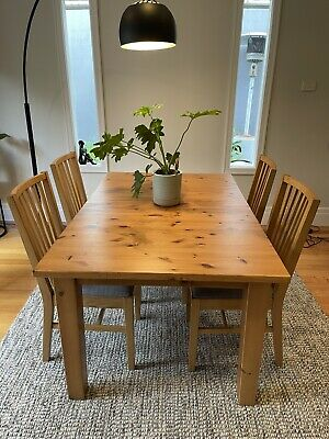 AU30 • Buy Extendable Dining Table And Chairs