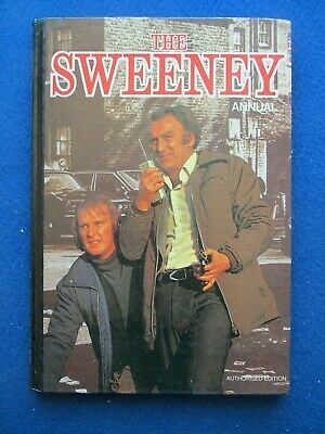 £6.95 • Buy The Sweeney   Annual  1977  TV Spin-off  - Brown Watson  UK.