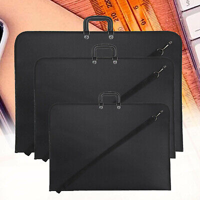 £11.89 • Buy A1/a2/a3 Artist Portfolio Drawing Painting Storage Folder Document Carry Case