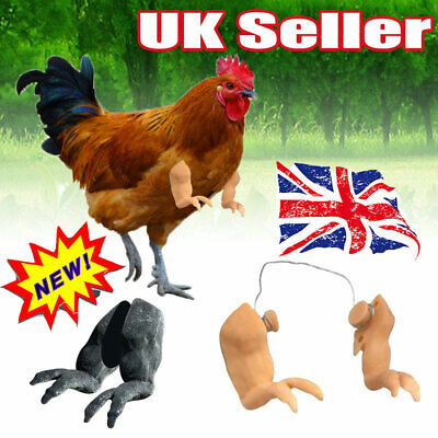 £6.60 • Buy Arms For Chicken 3D Printed, Fist Arms Meme, Thumbs-Up Chicken Decoration JK