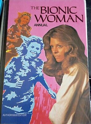£1.99 • Buy The Bionic Woman Annual By Brown Watson 1977 In Very Good Condition.