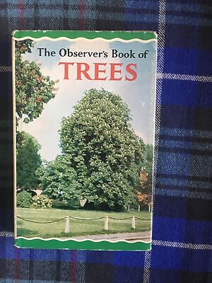 £9.99 • Buy The Observers Book Of Trees