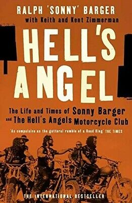 £7.98 • Buy Hell's Angel Life And Times Of Sonny & Barger Motorcycle Club Autobiography New