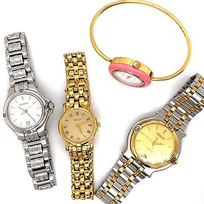 $ CDN38.60 • Buy Lot Of Gucci Watches // Esate