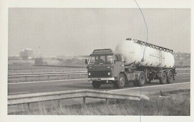 £0.35 • Buy Volvo Lorry Photo Photograph Tanker Truck Picture Loders & Nucoline Ltd Motorway