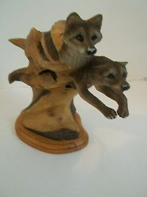 $85 • Buy  Outbound  Mill Creek Studios #63090 By Desiree Hajny Wolves In Motion