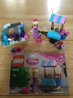 £4.99 • Buy Lego Disney Princess Rapunzel 30116 Complete, And Bear Cave (from Magazine)