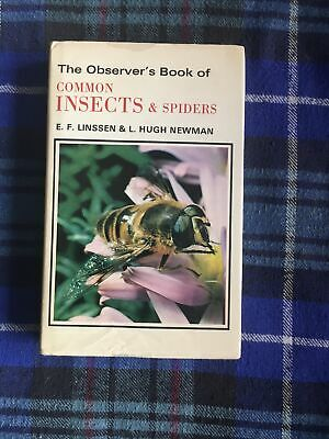 £7.99 • Buy The Observers Book Of Insects