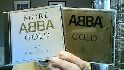 £1.99 • Buy Abba - Gold + More Gold Greatest Hits (CD Job Lot)