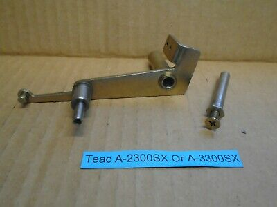 £13.68 • Buy For Teac A-2300SX Or A-3300SX Pinch Roller Arm Ass'y & Pivot Roller Arm Used
