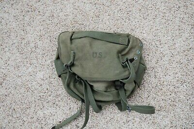 $35 • Buy Vintage M-1956 Field Combat Military Butt Pack 1962
