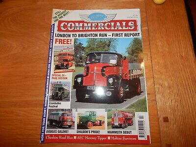 £0.99 • Buy Heritage Commercials Magazine July 2003 Aec Mercury Tipper Lorry Bedford Ws