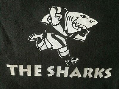 £5.99 • Buy The Sharks Rugby Tee. Shirt Age 6-7 Yrs South African Natal
