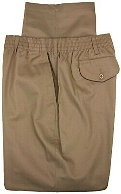 $35 • Buy Falcon Bay Full Elastic Waist In Big And Tall Sizes Up To Size 72 Waist