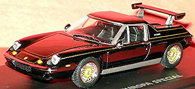 $ CDN80.29 • Buy Lotus Europa Special 1972-75 With Rear Wing Black 1:43 Kyosho