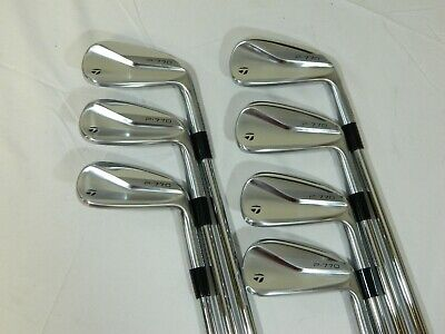 AU861.90 • Buy 2021 Taylormade P770 Iron Set 4-PW Project X 5.5 Steel Irons P-770