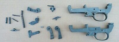 $120.50 • Buy Lot Of 2 M1 Carbine Trigger Housings And Trigger Parts Underwood Ect