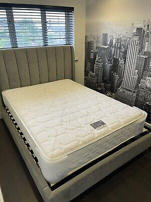 """£350 • Buy Relyon Comfort Pure Memory 1400 Pocket Sprung And Memory Mattress 4ft 6"""" Double"""