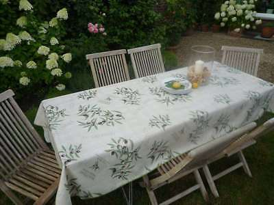 £18.85 • Buy Tablecloth Provence 150x200 CM Olives Cream From France Non-Iron