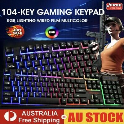 AU40 • Buy Gaming Keyboard And Mouse