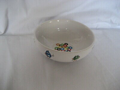 $8.99 • Buy M&m's- M&m Ceramic White Candy Dish-  Brand New / Never Used- Excel Cond