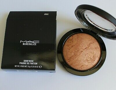 $34.99 • Buy MAC Mineralize Skinfinish Highlighter CHEEKY BRONZE ~Full Size 0.35oz NEW IN BOX