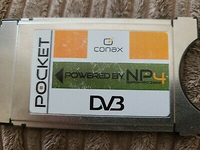 £9.99 • Buy CONAX Pocket DV3 CAM Module Powered By NP4 Processor