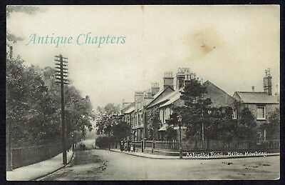 £30 • Buy C.1910 Asfordby Road Melton Mowbray Leicestershire Postcard C766