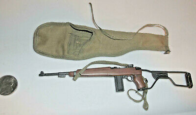$14.99 • Buy 1/6 DID WWII US Paratrooper M1 Carbine Folding Stock W Jump Bag
