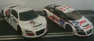 £8 • Buy Scalextric Audi R8 Lms Car Shells For Parts
