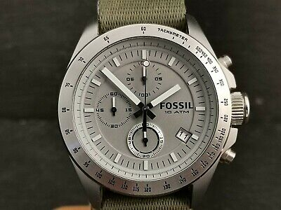 $ CDN68.76 • Buy Gents Fossil Chronograph Watch. CH-2597. Very Good Condition.