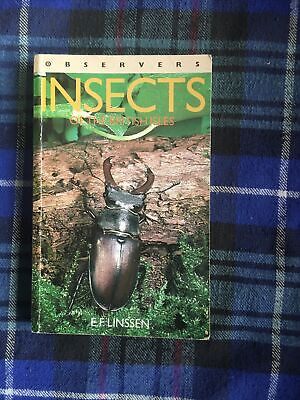 £6.99 • Buy The Observers Book Of Insects