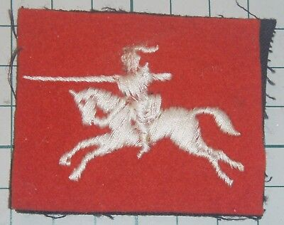 £25 • Buy WW2 8th Corps Woven Formation Sign