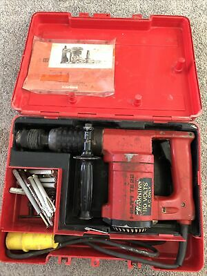 £55 • Buy HILTI - TE 22 - DRILL / IMPACT DRILL - 110 VOLTS - Collect From St Albans