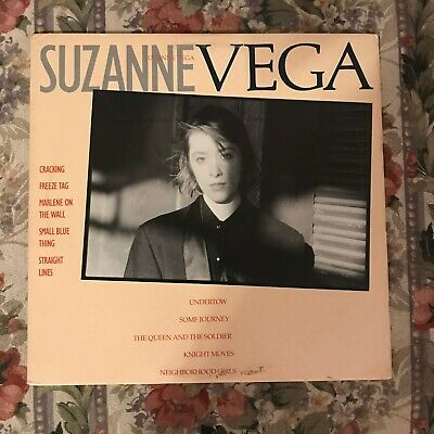 £4.34 • Buy Suzanne Vega S/T Self Titled LP A&M Records SP6-5072 CRC Club Edition 1985