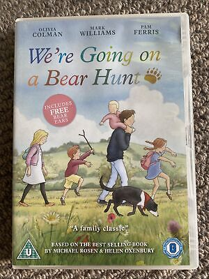 £1.29 • Buy We're Going On A Bear Hunt DVD