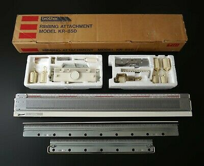 £236.74 • Buy Complete Brother KR-850 RIBBER (knitting Machine Accessories)