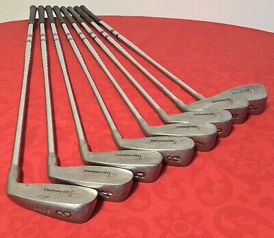 AU77.34 • Buy 8 Clubs ~ Vintage Browning S350 Golf Iron Set 3-PW Irons Steel Shaft RH USA Made