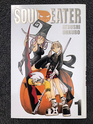 £9.99 • Buy Soul Eater Vol.1 Manga [Alternate Cover Collectable Variant]