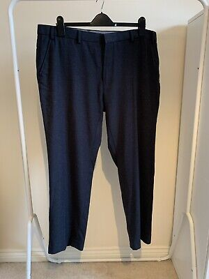 £1.20 • Buy Blue Taylor & Wright Trousers 40s