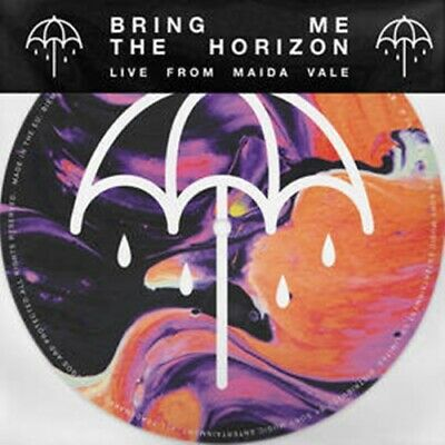 £39.99 • Buy Bring Me The Horizon, Live From Maida Vale, NEW Ltd PICTURE DISC 7  Single RSD