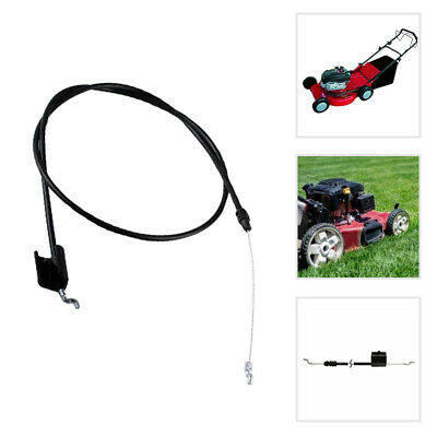 £4.90 • Buy Lawn Mower Throttle Pull Control Cable Electric Petrol Lawnmowers MTD Series
