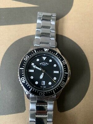£45 • Buy Mens Rotary Divers Watch